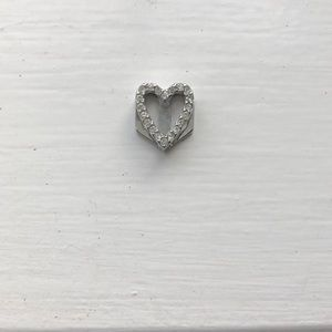 Keep Collective Pave Heart Key